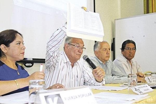 JEET determinó que no se anularán elecciones regionales