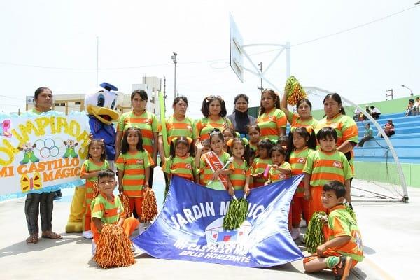 """Jardín Municipal """"Mi Castillo Mágico"""" ganó concurso de coreografía en Laredo"""