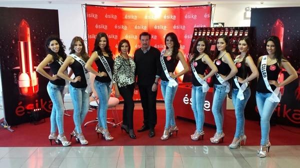 Las mujeres más bellas del Perú llegan el jueves 16 a Trujillo