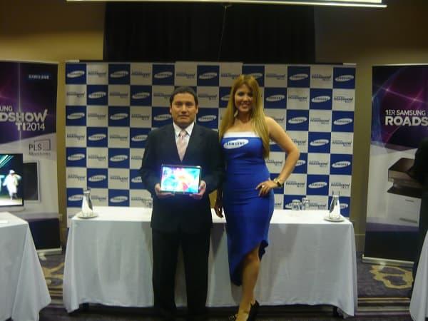 Lo mejor de la tecnología para empresas llega a Trujillo gracias a Samsung