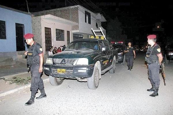 Mueren cuatro delincuentes durante infernal balacera con la Policía