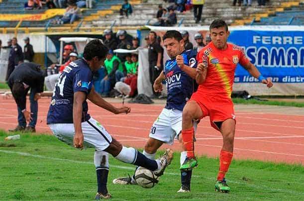 Vallejo perdió 3-1 ante Sport Huancayo (VIDEO)