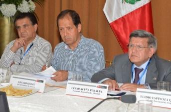 1 MTC invertirá S. 2,909 millones en la región La Libertad en obras de infraestructura vial y de telecomunicaciones