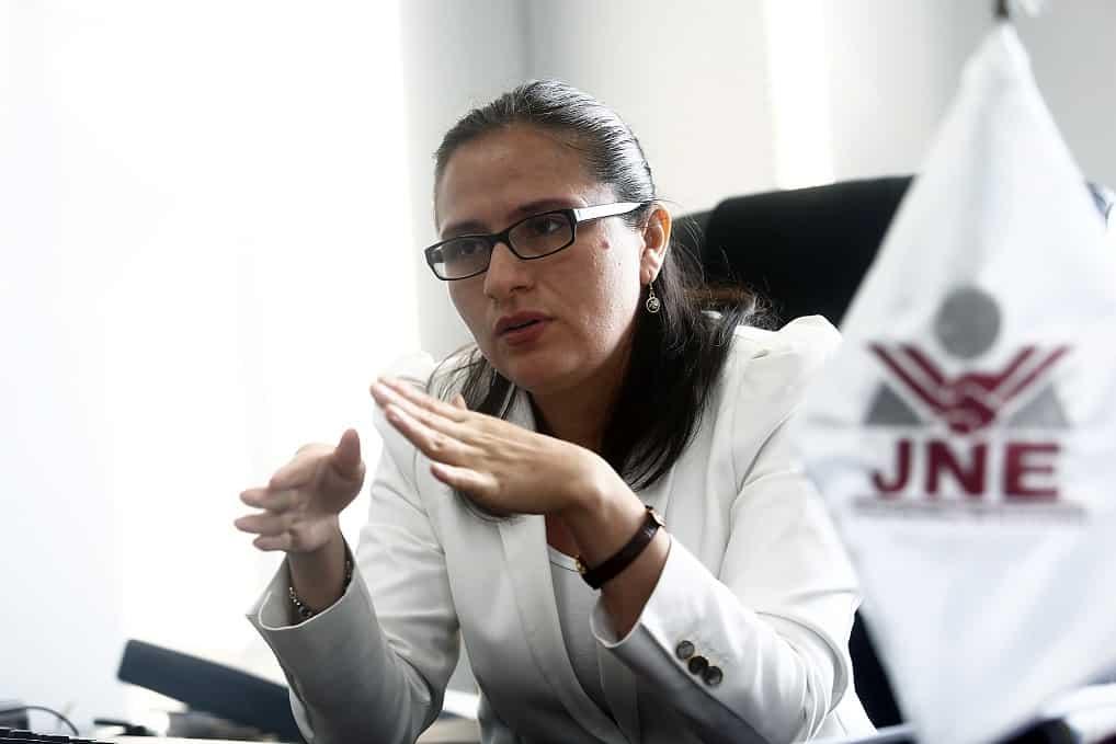 Dra. Milagros Suito, Directora Nacional de Educación