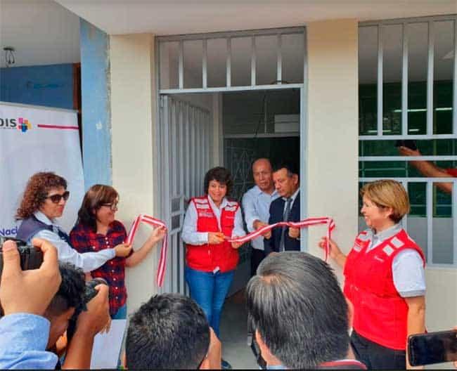 Cuna Más inaugura dos nuevos centros de atención integral en Laredo y El Porvenir