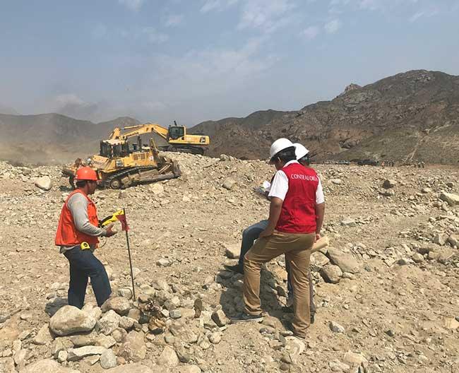 Trujillo: Detectan perjuicio por más de S/ 1 millón en descolmatación de quebradas